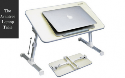 The Avantree Laptop Table Review