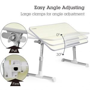 Avantree Adjustable Laptop Stand Easy Angle Adjusting