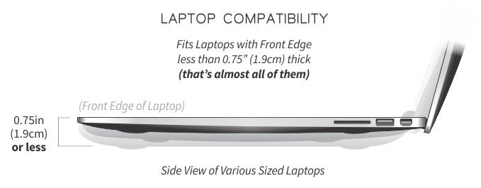 Roost Laptop Compatibility and Fit Guide