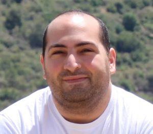 Elias Jireis - Face Closeup