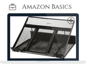 Amazon Basics Laptop Stand Homepage Thumbnail