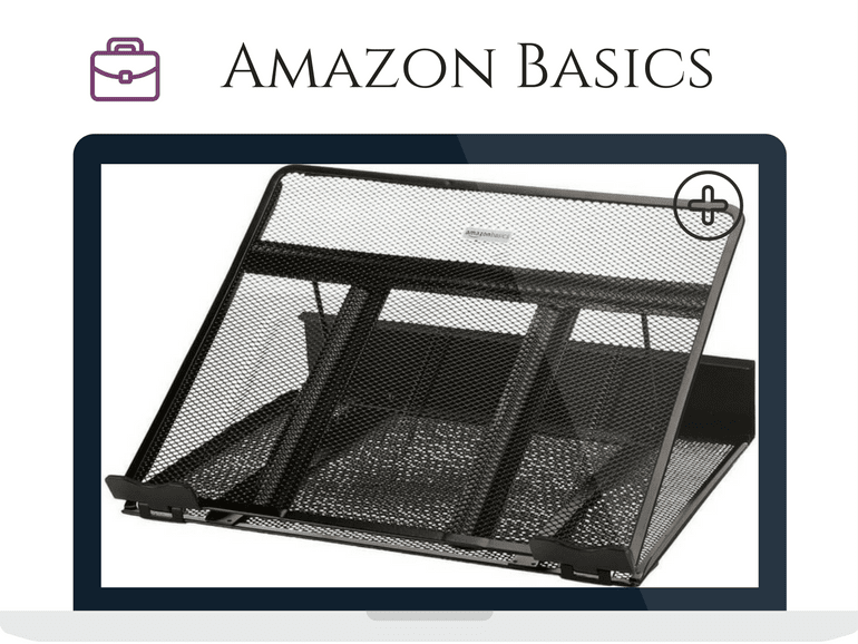 Amazon Basics Laptop Stand Homepage Thumbnail