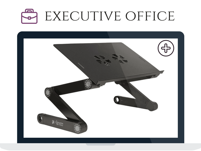 Executive Office Solutions Stand Homepage Thumbnail