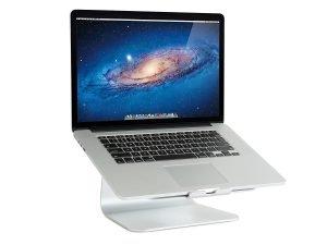 Rain Design mStand Holding a MacBook