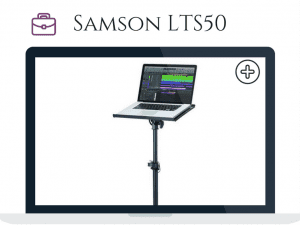 The Samsom LTS50 Laptop Stand