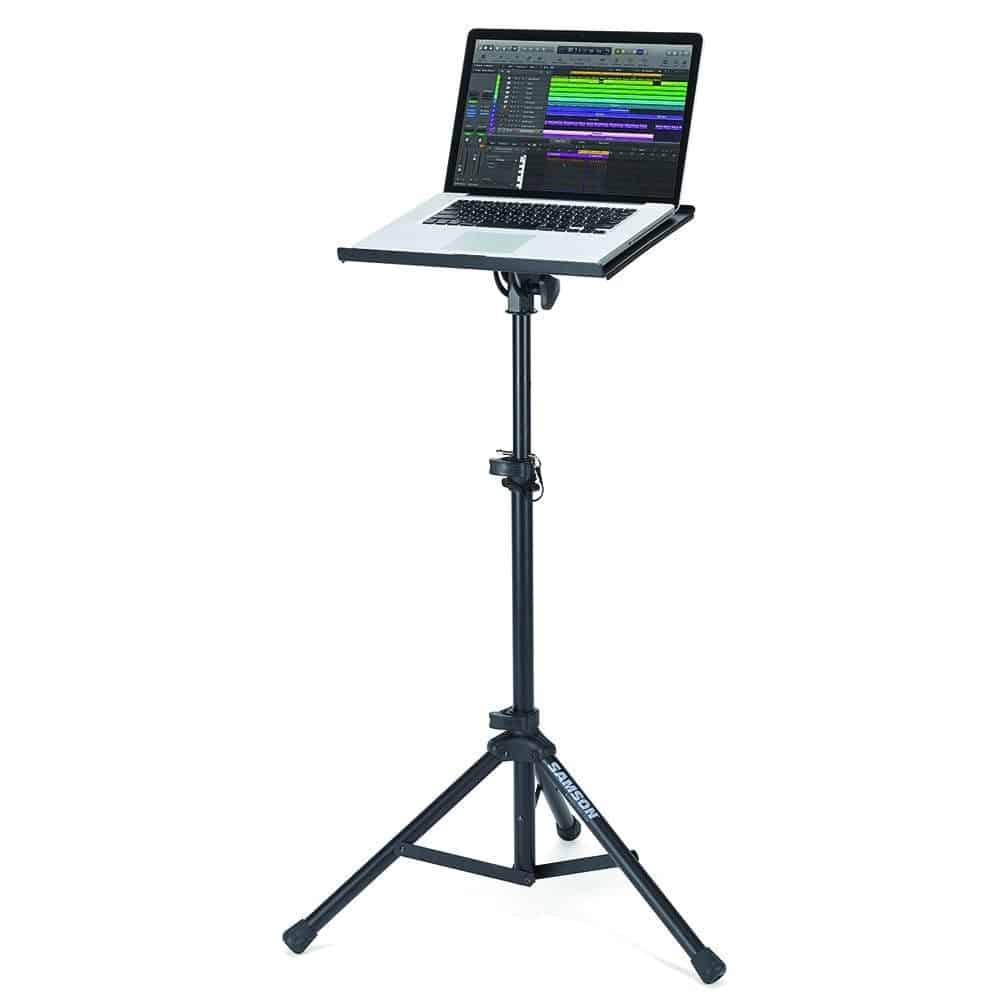 Samson Lts50 Laptop Stand Review Portable Laptop Stands