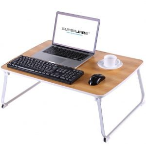 Superjare Bed Table for Laptops