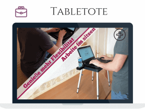 Tabletote Laptop Desk Homepage Thumbnail