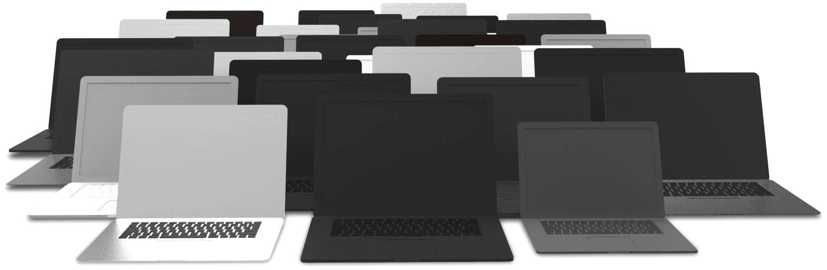 Tiny Tower Laptop Stand Fits 11 to 15 inch Laptops
