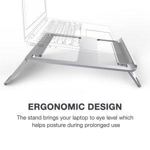 Vogek Laptop Stand Ergonomic Design