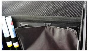 Xindell Car Seat Laptop Stand Holding a Pin