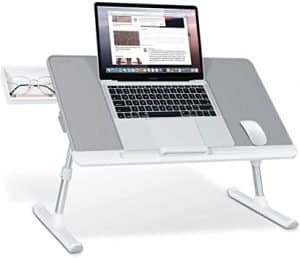 SAIJI Adjustable Laptop Desk